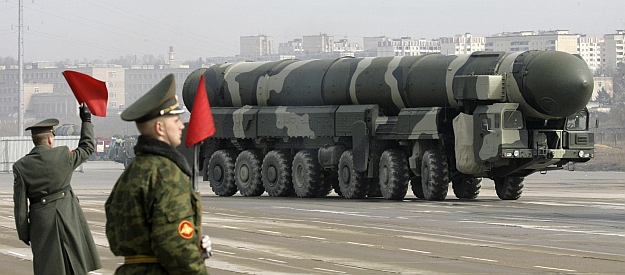 Intercontinental ballistic missile cold war