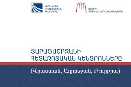 """ANALYTICAL CENTERS OF THE REGION (Georgia, Azerbaijan, Turkey)"""